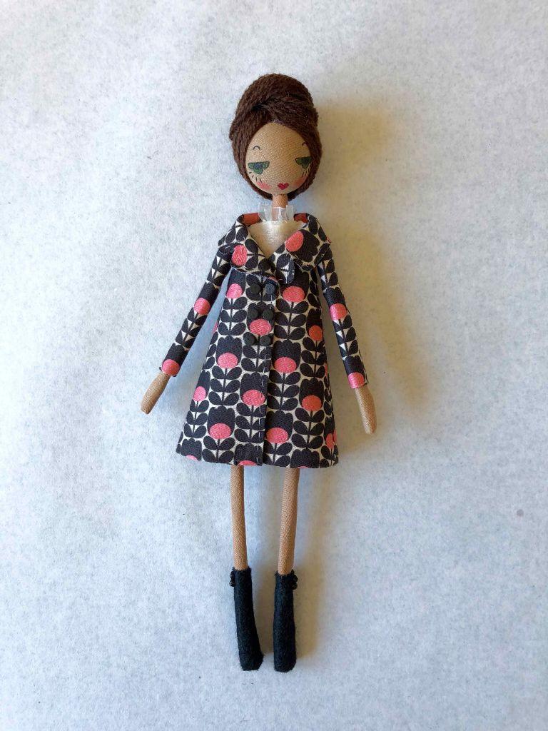 Orla doll puppet
