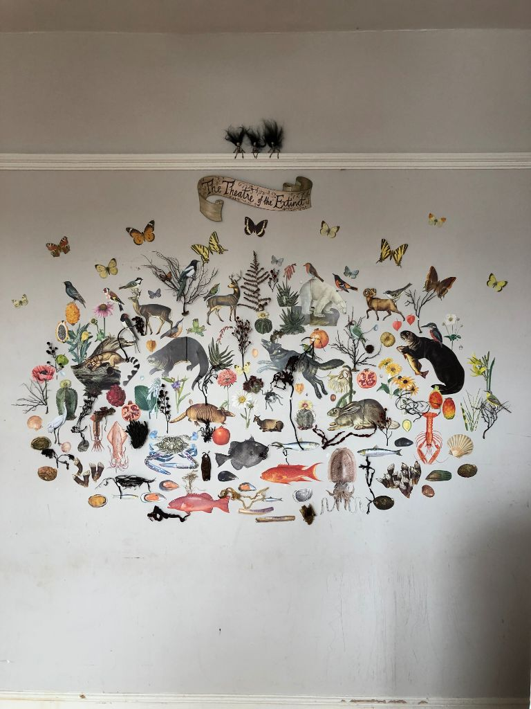 The Theatre of the Extinct Environmental Art